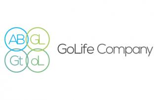 Logotipo Go Life Company