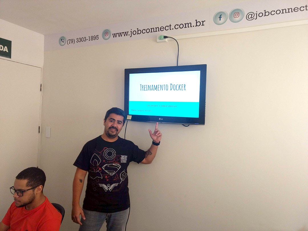 Docker - Prof. Me. Pablo Marques Menezes