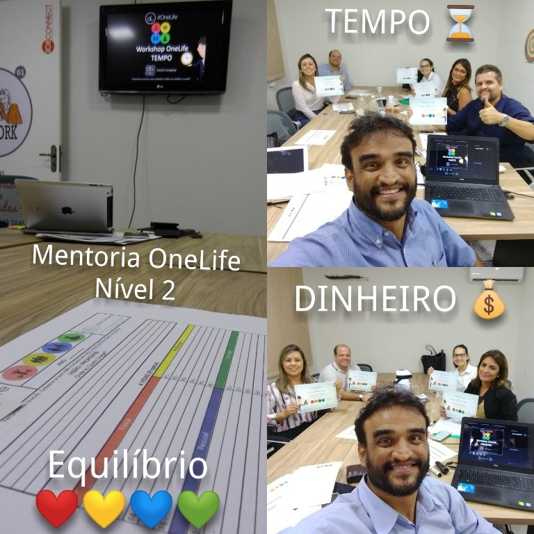 Workshop Metodologia OneLife